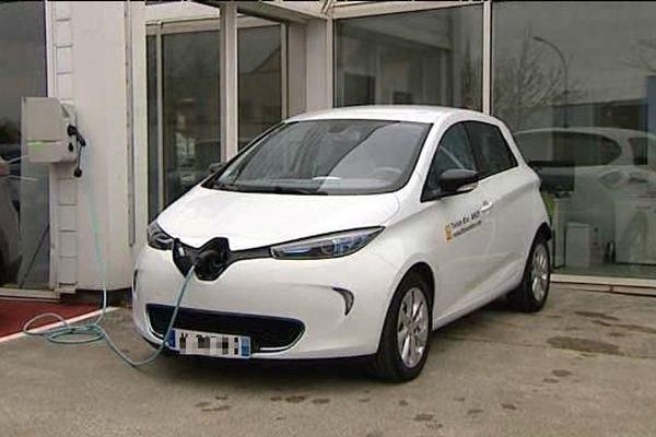 En 2015, les ventes de véhicules électriques ont fait un bond de 67% en Bourgogne.