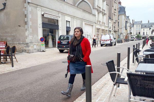 Avec le collectif Tous Piétons, Anne Courgeon souhaite remettre le piéton au coeur des mobilités.