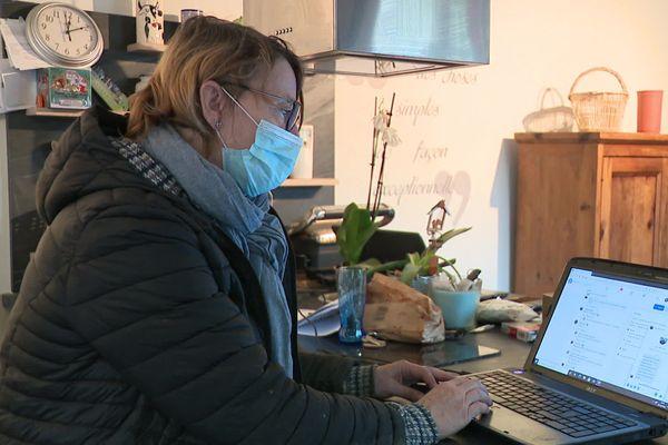 """Florence Lesaffre avoue """"avoir été victime"""" du succès de sa publication sur les réseaux sociaux."""