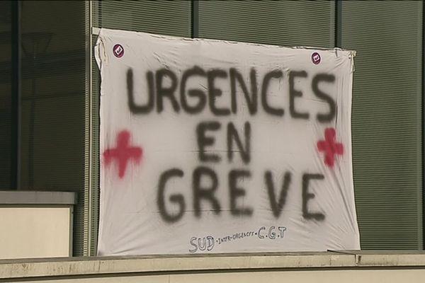 Les urgences du CHU de Rennes