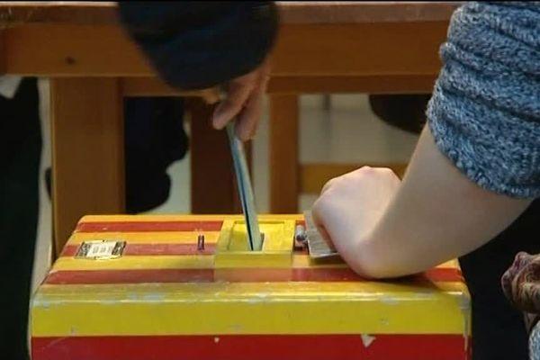 Votation en Suisse : une urne