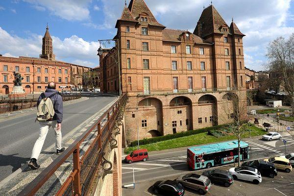 Une vue de Montauban
