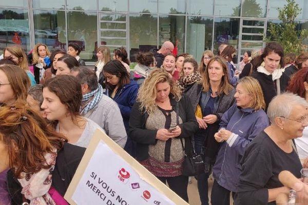 les salariés de la clinique Croix du Sud en grève ce lundi