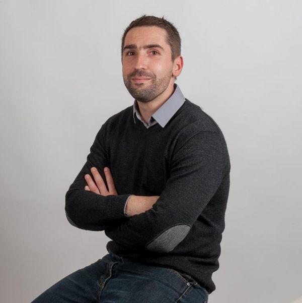 Nicolas Poirier, directeur scientifique de Ose Immunotherapeutics, la biotech nantaise entre en phase de test de son vaccin CoVepiT, contre le COVID-19