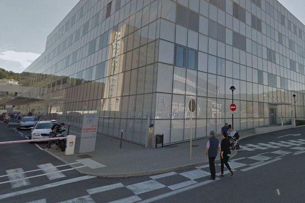 Les urgences de l'hôpital de Chambéry - Photo d'illustration