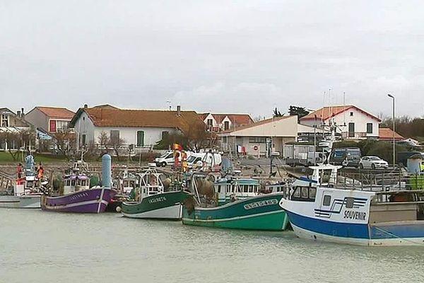Île d'Oléron (Charente-Maritime) - 14 mars 2019.