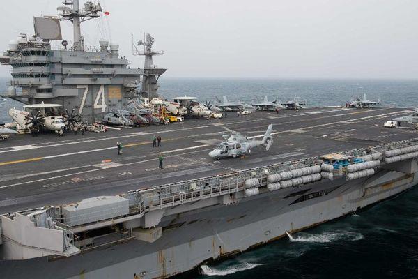 Le porte-avions USS John C. Stennis (CVN 74) et le croiseur lance-missiles USS Mobile Bay (CG-53) feront escale à Marseille samedi.