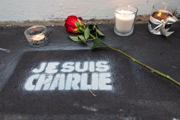 Les hommages se sont succedés à Paris et dans le reste de la France pour le 5e anniversaire des attentats contre Charlie Hebdo. Photo d'illustration