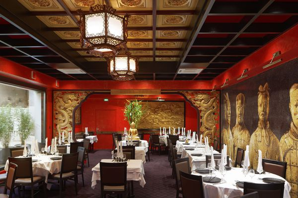 Le restaurant proposera des plats à emporter.
