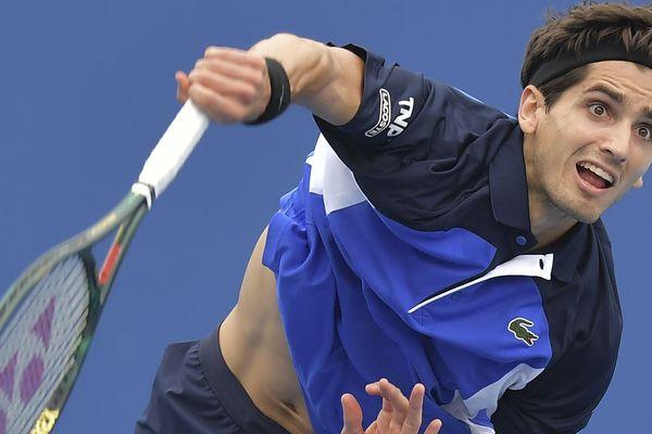 Pierre-Hugues Herbert est qualifié pour le deuxième tour de l'Open d'Australie
