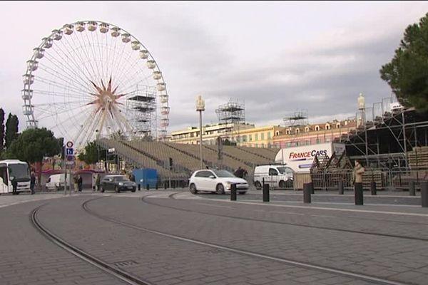 Pour faire simple : il est conseillé d'éviter de se rendre en véhicule sur la zone du centre ville Masséna/Vieux Nice.