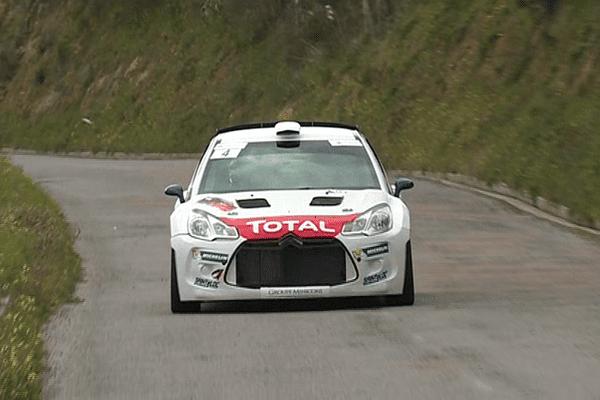 Le pilote Gardois Yohan Rossel s'impose au 5ème Rallye du Pays Ajaccien