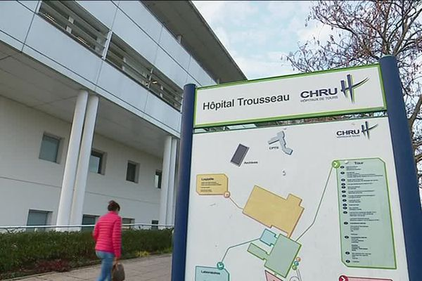 Hôpital Trousseau - CHRU  - Chambray-lès-Tours (Indre-et-Loire)