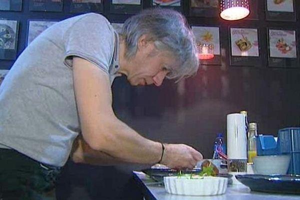 Frédéric Guilland a travaillé pendant plus de vingt ans pour des restaurants étoilés