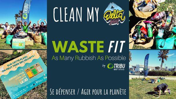 En collaboration avec Tribu, le Delta organise un grand ramassage de déchets le lendemain du festival appelé «clean my delta».