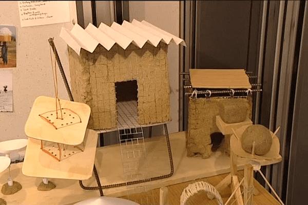 Les étudiants en BTS design de La Souterraine et Saint-Vaury créent une borne électrique pour des villages du Burkina Faso
