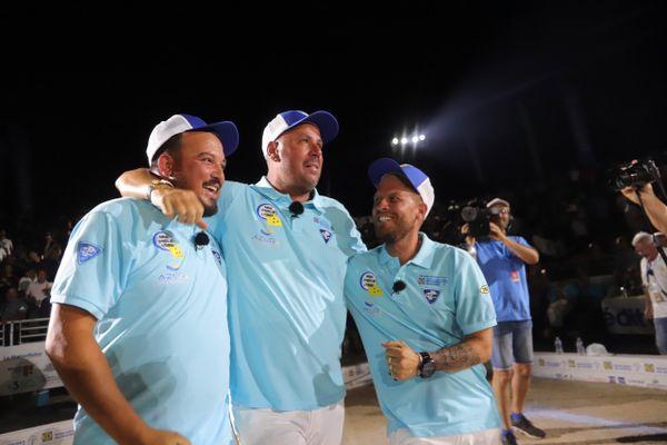 Puccinelli remporte une nouvelle fois le Mondial La Marseillaise à pétanque