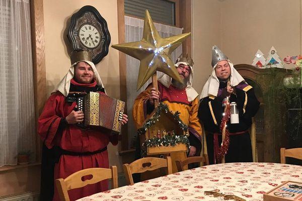 A Boeschepe et Saint-Jans-Cappel, la tradition des rois mages se perpétue grâce à l'association De Katjebei.