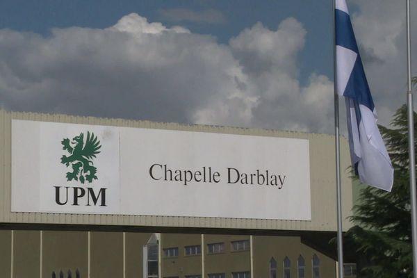 Fermé depuis plus d'un an, le site Chapelle Darblay a été repris par le binôme Samfi-Paprec.