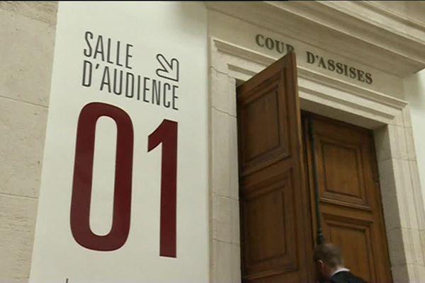La cour d'assises de Saône-et-Loire à Chalon-sur-Saône