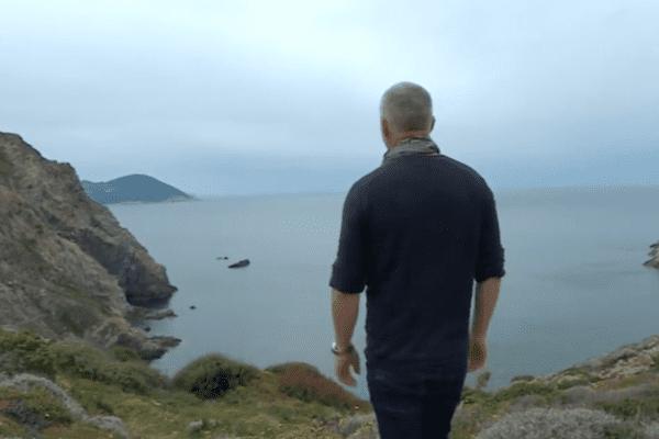 L'activité de guide touristique d'Olivier Bianconi est mise à mal par la crise du Covid-19, depuis plus d'un an.