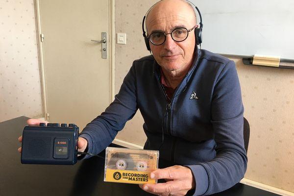 Jean-Luc Renoud, le directeur de RTM industries est convaincu que le walkman sera bientôt à la mode