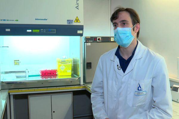 Nouveaux variants en Alsace: Lionel Barrand, le président du syndicat des biologistes médicaux, fait un état des lieux.