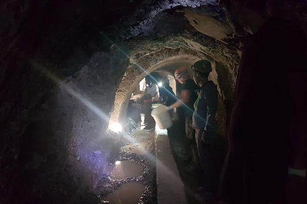 Les bénévoles de Mission Trekkeurs sont venus à bout du Canal du Mont après 6 mois de travail