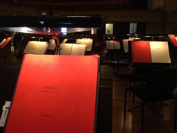 Tosca va être diffusé en direct dans 17 lieux des Hauts-de-France, mais également sur internet.