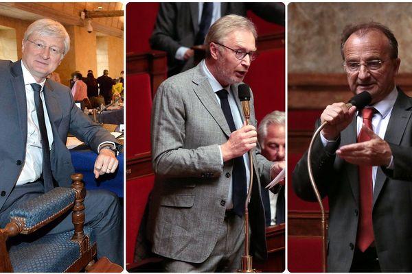 Dominique Le Mener et Michel Piron ont acheté leur permanence parlementaire