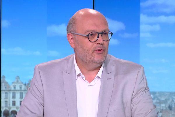Olivier Caremelle, ancien directeur de cabinet de Damien Carême, revient sur la politique migratoire de l'Etat français
