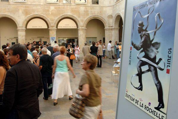 Le 30 juin 2006, lors de l'ouverture du 34e festival du film de La Rochelle (FEMA).