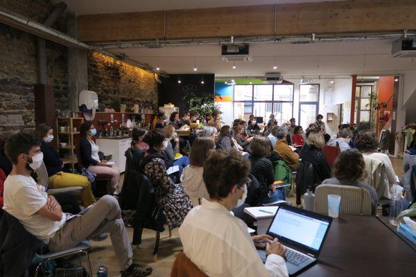 50 étudiants se sont inscrits dès la première rentrée de l'Institut Transitions à Lyon en septembre 2020