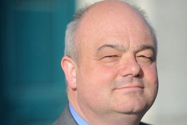 Ludovic Jolivet (LR), maire de Quimper