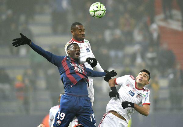 L'AC Ajaccio face à Caen le 24 janvier dernier.