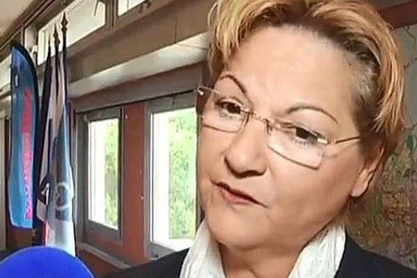 """Régine Souche, responsable de la """"tranquillité publique"""", en 2011 à Montpellier."""