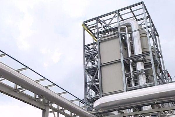 Une nouvelle usine de chauffage vient de voir le jour à Changé, près de Laval