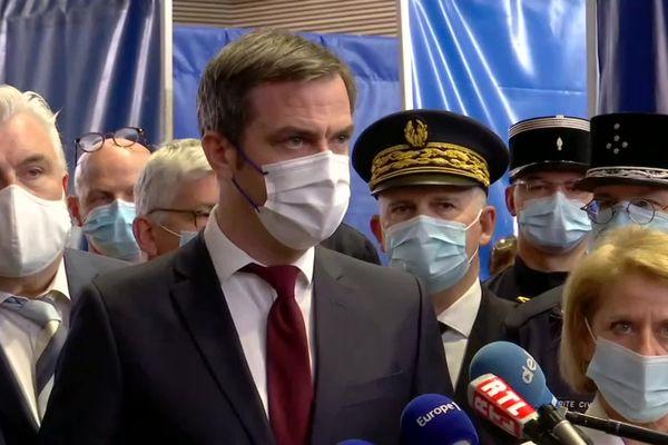 Olivier Véran, le 7 mars.