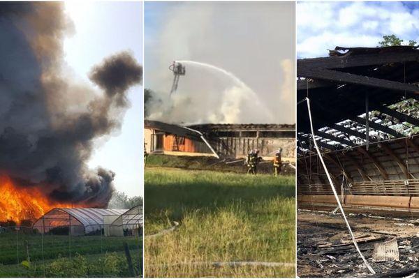 Trois incendies en six semaines ont touché Eckwersheim