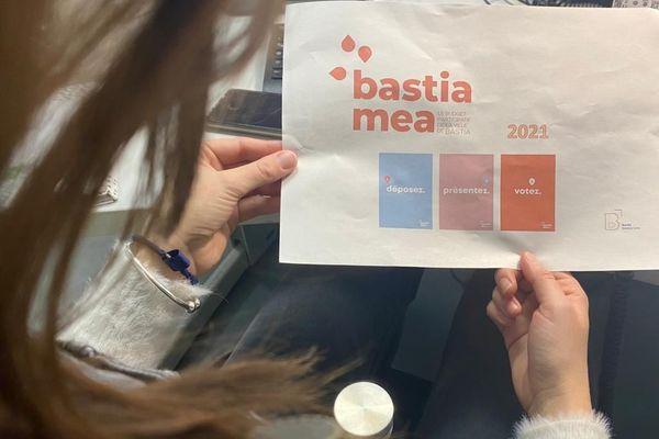 Les Bastiais ont jusqu'au 31 janvier pour voter.