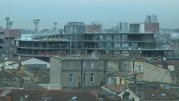 Le quartier de la gare est en pleine mutation, et certains chantiers sont la cible de l'opposition des riverains.