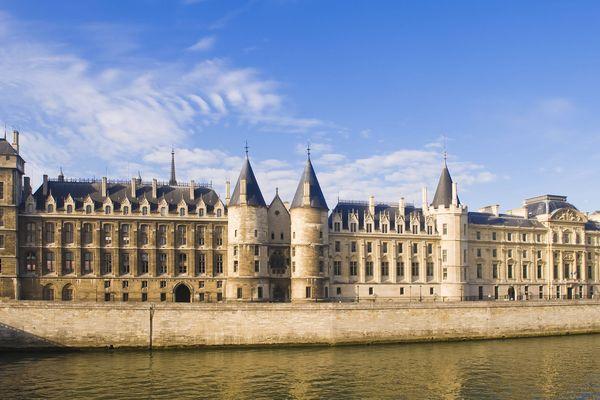 La Conciergerie, à Paris.