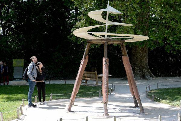 Au clos Lucé, les visites du parc et du château ont repris le 20 mai
