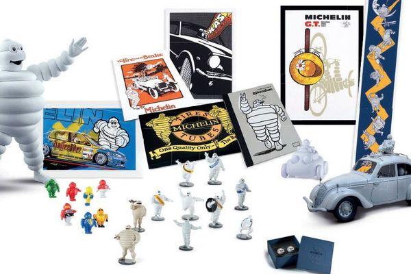 Livres, figurines, voitures ou sérigraphies : de nouveaux objets en collection limitée pour les collectionneurs du célèbre Bibendum Michelin.