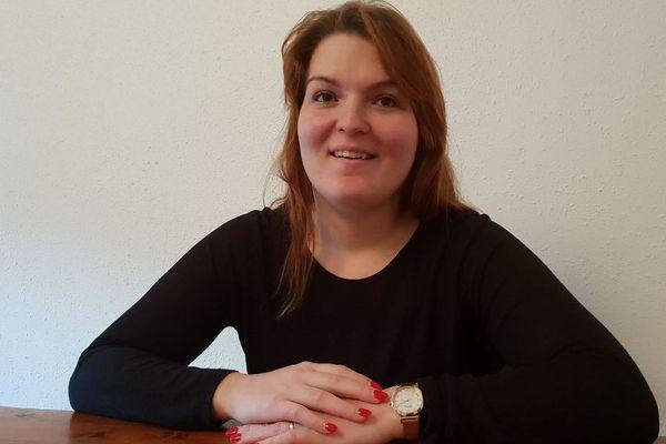 Céline Roy a été pendant plusieurs semaines leader du mouvement des gilets jaunes à Vesoul.