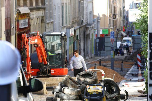 18 immeubles des rues d'Aubagne et Jean-Roque peuvent être réintégrés