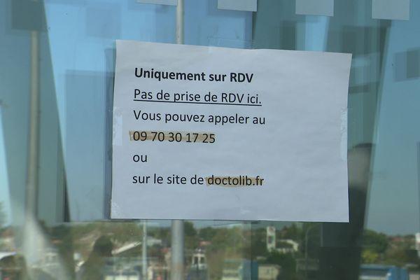 Le centre de Lunesse vaccine sans rendez-vous