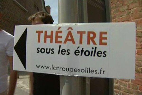 La compagnie Solilès à Saint-Valery-sur-somme