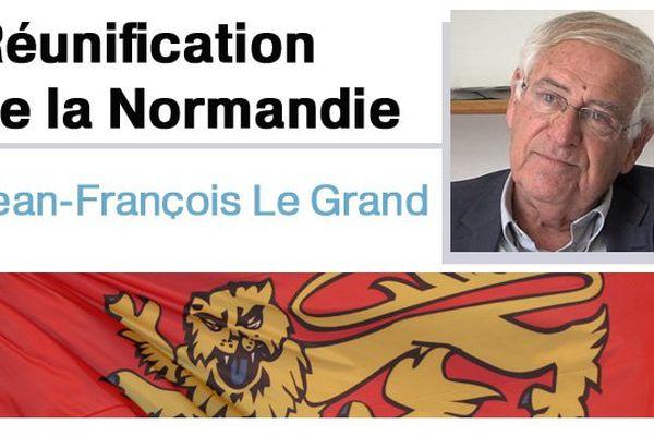 L'ancien sénateur et président de la Manche, Jean-François Le Grand