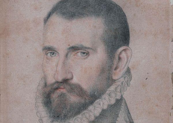Portrait du maréchal Oudart du Biez par François Clouet.